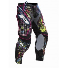 Progrip 6012 Adult Motocross MX Pants – Multicolour