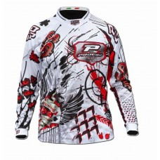 Progrip 7012 Adult Motocross Graphic Shirt – Dollar XL