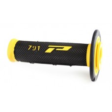 Progrip 791 MX Dual Density Grips Yellow