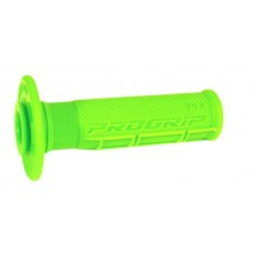 Progrip 794 MX Single Density Grips Various Fluorescent Green