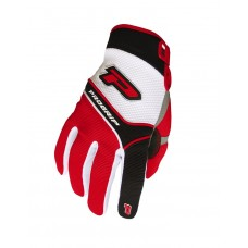 Progrip 4010 Motocross Gloves Red
