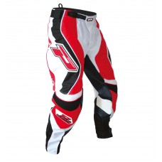 Progrip 6010-14 Adult Motocross Pants Red
