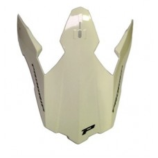 Progrip 3192 Replacement Motocross Helmet Peak White