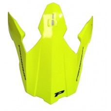 Progrip 3192 Replacement Motocross Helmet Peak Flo-Yellow