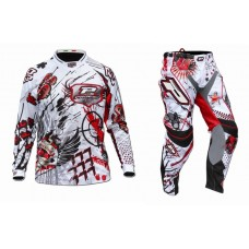 Progrip 6012-7012 Adult Motocross MX Pants & Shirt – Dollar Design