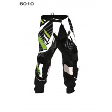 Progrip 6010-17 Adult Motocross Pants Black