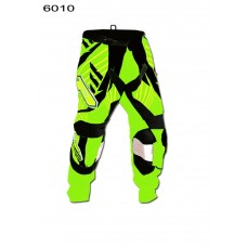 Progrip 6010-17 Adult Motocross Pants Green-Black