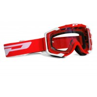 Progrip 3400/17 Menace Motocross Goggles Red