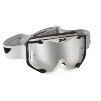 Progrip 3404/17 Menace Motocross Goggles White with Multilayered Lens