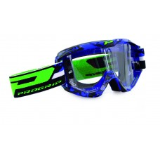 Progrip 3450/16 Top Line Motocross Goggles Blue