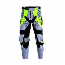 "Progrip 6009 Youth Motocross-Off Road Pants Grey 26"" Waist"