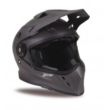 Progrip 3185 Emotion ABS Road-MX-Enduro-Scooter Helmet Titanium