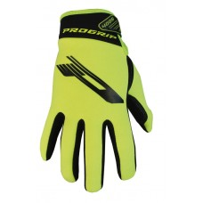 Progrip 4005-18 Neoprene Off Road Gloves Fluorescent Yellow