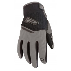 Progrip 4009 Youth Motocross Gloves Grey-Black