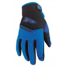 Progrip 4010-18 Motocross- Off Road Gloves Blue
