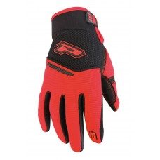 Progrip 4010-18 Motocross-MX- Off Road Gloves Red