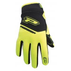 Progrip 4010-18 Motocross- Off Road Gloves Flo Yellow