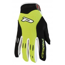 Progrip 4014 Extra Light Off Road Gloves Fluorescent Yellow
