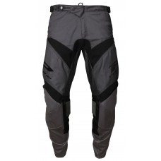 Progrip 6010-18 Adult Motocross Pants Grey-Black