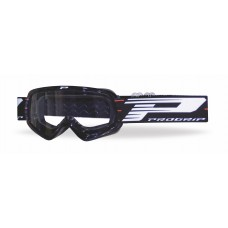 Progrip 3101/CH Youth Motocross Goggles Black