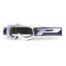 Progrip 3101/CH Youth Motocross Goggles White