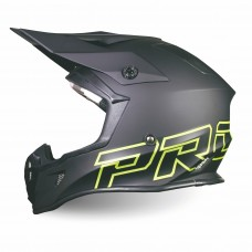 Progrip 3180 ABS Motocross Helmet Matt Black