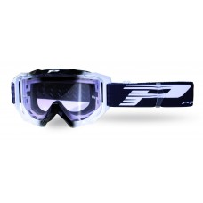 Progrip 3200/19 Light Sensitive Venom Motocross Goggles Black