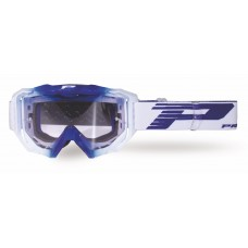Progrip 3200/19 Light Sensitive Venom Motocross Goggles Blue
