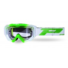 Progrip 3200/19 Light Sensitive Venom Motocross Goggles Green