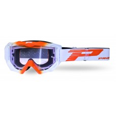 Progrip 3200/19 Light Sensitive Venom Motocross Goggles Orange