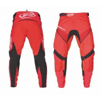 Progrip 6010-19 Adult Motocross Pants Red - Black