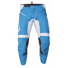 Progrip 6015 Adult Motocross Pants Light Blue-White-Eco