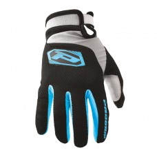 Progrip 4010-342 Motocross- Off Road Gloves Light Blue