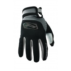 Progrip 4010-187 Motocross- Off Road Gloves Grey-Black