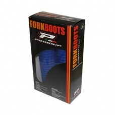 Progrip 2500 Fork Boot- Gaiter Small Blue