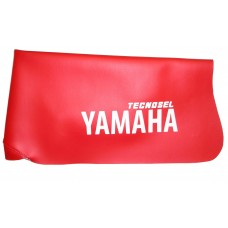 Yamaha YZ 250 83-85 Red Seat Cover