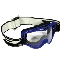 Progrip 3101 Youth Motocross Goggles Blue