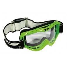 Progrip 3101 Youth Motocross Goggles Green