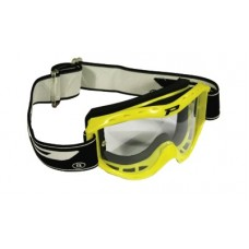 Progrip 3101 Youth Motocross Goggles Yellow