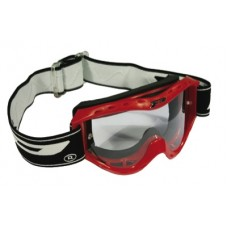 Progrip 3101 Youth Motocross Goggles Red